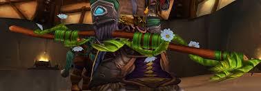Wow druid mace fist staff
