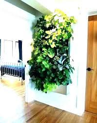 vertical wall planters indoor s creative garden ideas home depot vertical wall planters indoor garden