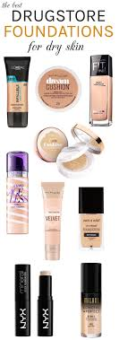 dry skin here are the best hydrating foundations with a dewy fresh finish that