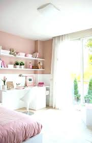 Blush Pink Bedroom Decor And Grey Wall White Ideas Simple Gold