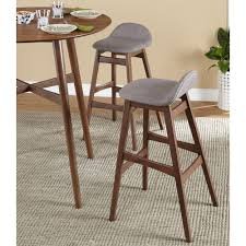 30 inch bar stools with back. Simple Living Axel Mid Century Modern 30 Inch Bar Stool (Set Of (Axel Stool, Set Black) (Fabric) Stools With Back I