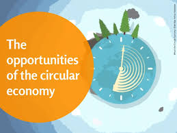 Slide Circle The Opportunities Of The Circular Economy