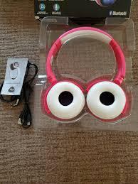 Ihip Bluetooth Headphones Light Up Upc 811725021542 Ihip Light Up Bluetooth Headphones