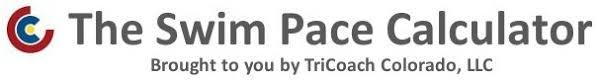 Swim Pace Calculator