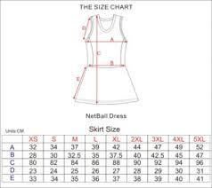Custom Sublimated Netball Dress Hoysports Com