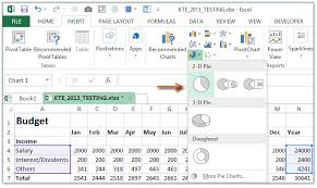 Excel Templates For Budgeting How To Make A Monthly Budget Template In Excel
