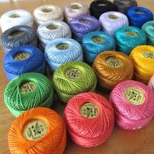 Finca Perle Cotton Color Chart The Ultimate Pearl Cotton Thread Collection Quilts