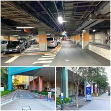 ユニバ 駐 車場