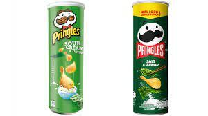 Pringles'ın Yeni Logosuna Sosyal Medyadan Gelen Tepkiler