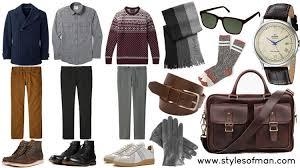 <b>Men's Winter Fashion</b> Essentials: 2020 <b>Style</b> Guide • Styles of <b>Man</b>