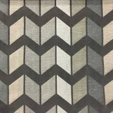 Cheveron Pattern Awesome Ziba Chevron Pattern Modern Texture Cotton Blend Upholstery Fabric
