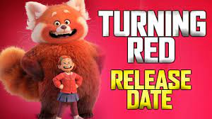 Turning Red release date - Pixar ...