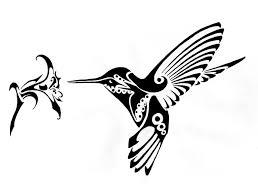 tribal hummingbird tattoo drawing. Perfect Hummingbird Tribal Hummingbird Tattoo Designs With Drawing I