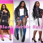 photo of black barbie hair salon boutique greensboro nc united states