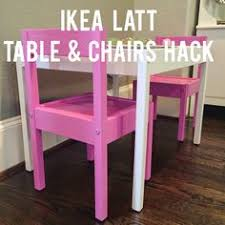 ikea hack lÄtt playtable chairs veronika s blushing ikea chairsikea tabletable and chairsdining