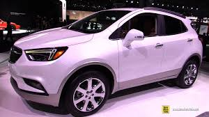 buick encore interior 2016. 2017 buick encore awd exterior and interior walkaround debut at 2016 new york auto show youtube d