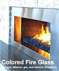 glass insert for fireplace s s wood fireplace insert glass doors