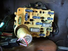 1986 f150 wiring issues ford truck enthusiasts forums or wires or switches i can sell you what i have in my truck i know it all worked the truck is going in for scrap by the end of the week