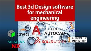 Best Design Software For Mechanical Engineer