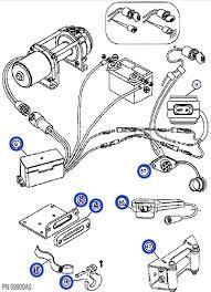 warn atv winch solenoid wiring diagram wiring diagram warn winch wiring diagram image about jerr dan