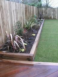 25 stylish garden bed edging ideas