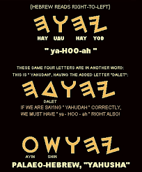 nameyahwehyahuah for words you can spell with these letters