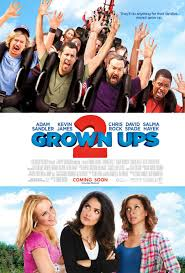 Niños grandes 2 (Grown Ups 2) (2013) [Latino]