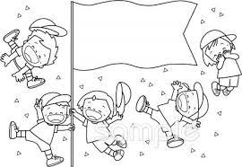 運動会イラストなら小学校幼稚園向け保育園向けのかわいい無料