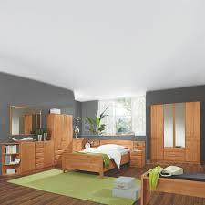 Wiemann Lausanne 8 Teiliges Schlafzimmer Teilmassiv Farbe Wählbar