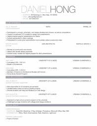 Best Looking Resume Format Best Looking Resume Under Fontanacountryinn Com
