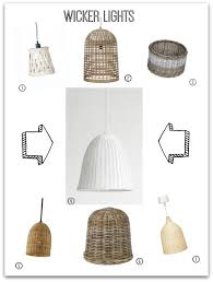 wicker pendant lighting. wicker pendant lighting
