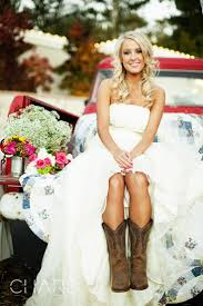 white short wedding dresses with cowboy boots Boots To Wedding country wedding dresses with boots, short wedding dress with boots, western dresses to wear boots to a wedding