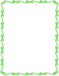 Word Free Clip Art School Theme Border Free Clip Art Borders Frames