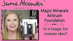 beauty jeromealexandercosmetics foundationreview