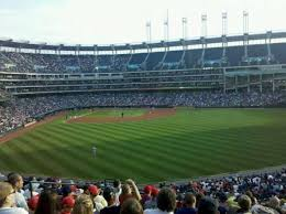Progressive Field Section 304 Home Of Cleveland Indians