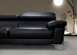 modern couch.  Couch Modern Black Leather Sofa Set VG724 Sofas For Couch N