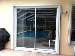 petsafe freedom aluminum patio panel sliding glass pet door installation installed