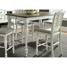 gathering table liberty furniture creek dining gathering table with leaf round gathering table sets