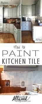 diy kitchen tile backsplash pin it how to paint kitchen tile home decor makeover by diy kitchen backsplash tile ideas