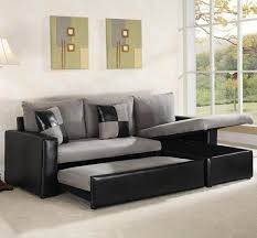 Perfect Sectional Sleeper Sofa And Grey N On Concept Design
