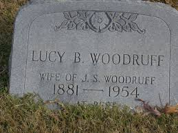 Lucy Alford Woodruff (1881-1954) - Find A Grave Memorial