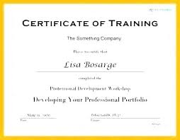 Training Templates For Word First Aid Certificate Template Word