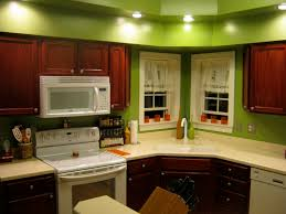 painted blue kitchen cabinets house: colors for kitchens incredible color ideas for painting your kitchen house remodeling
