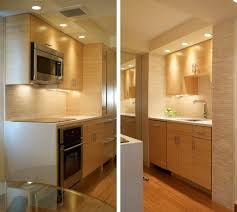 To Remodel A Small Kitchen Kitchen Amusing Small Kitchen Remodel With Pink Wall And White