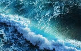 High Resolution Ocean Windows 10 Wallpaper