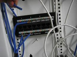 cat5 wired into new home doesn t work tech support guy i hope these help there are some cat5e wires that are white and not connected to anything as you can see in the pic my hand in it