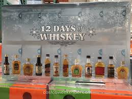 celebrate the 12 days of with a diffe whiskey everyday
