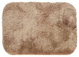 mohawk home spa bath rug latte