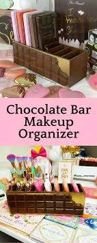 makeup organizer to style your vanity chic decor palettes and too faced or