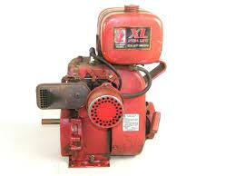 VINTAGE TECUMSEH HH60 6Hp Cast Iron Block Motor Engine Go Kart Cart ...